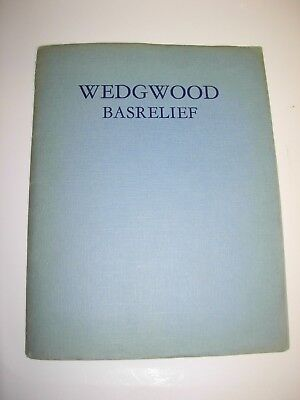 Vintage 1958 Wedgwood Basrelief Retal Catalog ? with lost of other paperwork