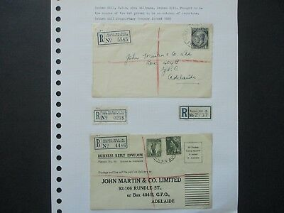 ESTATE: Australian Collection on Pages - Must Have!! Great Value (z341)