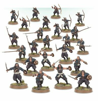 12 Corsairs of Umbar Lord of the Rings Middle Earth GW LotR