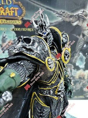 The Lich King World Of Warcraft Wow Deluxe Collector Figure
