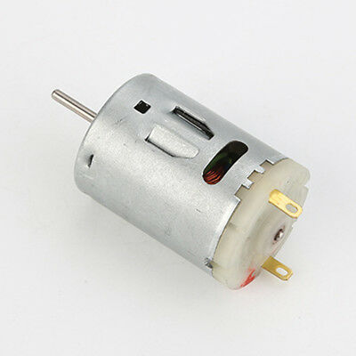12V DC 4559RPM Torque Magnetic Mini Electric Motor for DIY Toys Cars GN