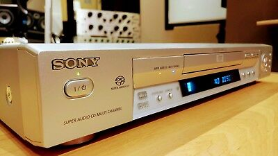 Sony NS705V DVD Player, SACD  Super Audio CD no Denon Pioneer Marantz Yamaha