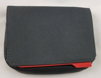 """Genuine TomTom-branded Universal Carry Case for 4.3"""" and 5"""" sat navs"""