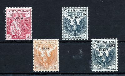 Italy Libia Libya 1915 Red Cross MNH (PB 506s