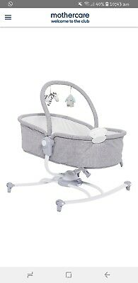 Mothercare 3 in 1 Motion Rocker