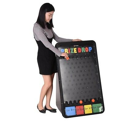 "41x25"" Trade Show Home Party Prize Drop Choice Play Slot Stand Fun Game Board"