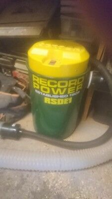 Record Power dust collector