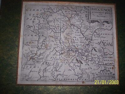 300 Year Old Map Of Saxony ???