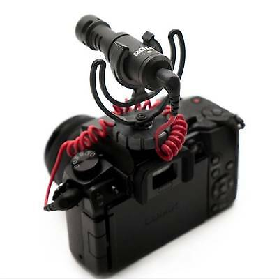 Rode VideoMicro On Camera DSLR Shotgun Microphone | FREE Express Delivery