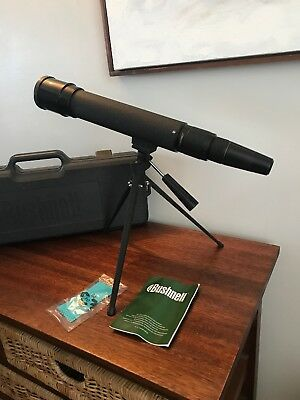 Bushnell Telescope Spotting Scope
