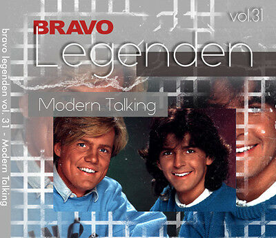 Modern Talking in BRAVO - BRAVO-Legenden Vol. 31 - Im wertstabilen Digi-Pack!