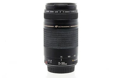 Used Canon EF 75-300mm F4-5.6 II Lens (SH32131)