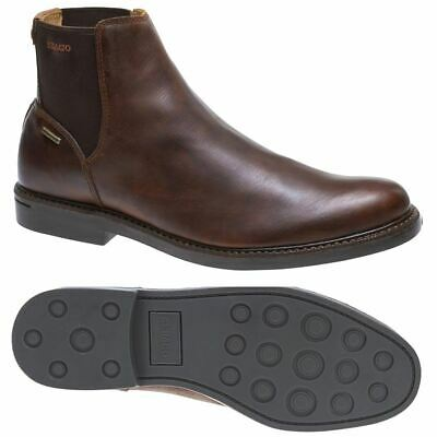 Sebago ANKLE BOOTS Man CHELSEA TURNER FGL Leisure BEATLE