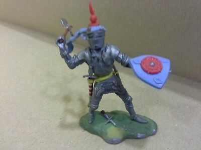 BRITAINS SWOPPET  KNIGHT WITH AXE VINTAGE 1960's