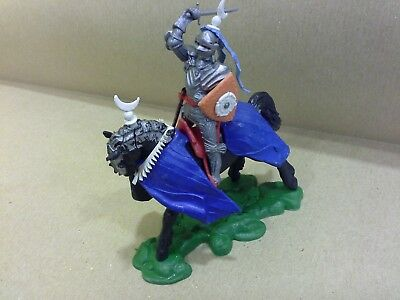 BRITAINS SWOPPET  KNIGHT MOUNTED VINTAGE 1960's