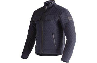 Triumph Quilted Barbour Waterproof Motorcycle Jacket Mtha17325