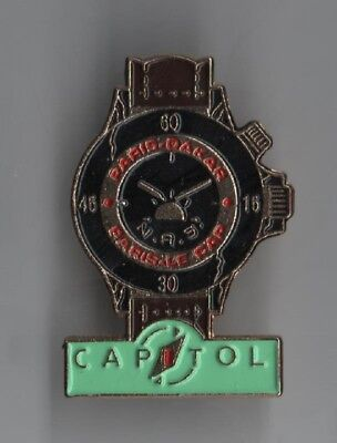 Pin Pin's Badge Montre Watch Capitol Version 2