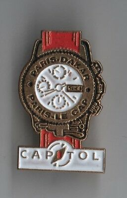 Pin Pin's Badge Montre Watch Capitol Version 3