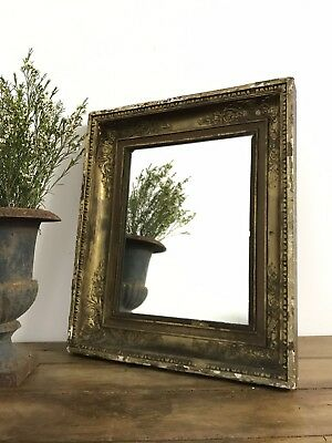 19th Century Antique French Gilt Empire Mirror