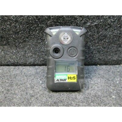 MSA 10092521C Altair Single Gas Detector, Hydrogen Sulfide - New Sealed