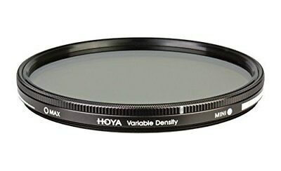 Hoya 82mm Variable Neutral Density ND Filter Reduce Exposure By 1.5-9 Stops NEW