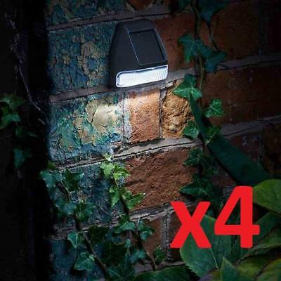 Smart Garden Fence, Wall & Post 3 Lumen Light, 4 Pack