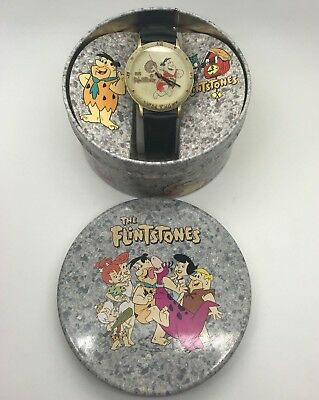 1994 The Flintstones Waltham Hanna-Barbera Watch in Original Box