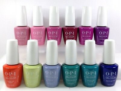 OPI Soak-Off Nail Gel Polish - TOKYO Spring 2019 Collection - All 12 Colors