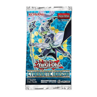 YuGiOh Cybernetic Horizon Booster Pack 1st Edition