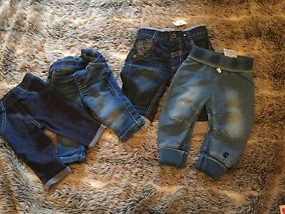 Baby Girl Jeans Bundle Mothercare Joules 💓
