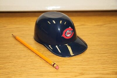 Cleveland Indians old logo 1960's throwback Ice Cream Baseball Helmet Helmets
