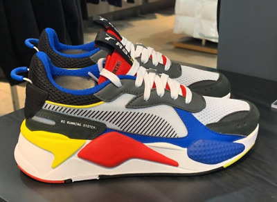 PUMA RS X TOYS Shoes Sneakers Authentic 36944902 369449 02 White Royal