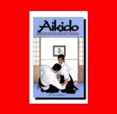 ☆Martial Arts Book:aikido Exercises For Teaching And Training%throws+Rolling+Mo