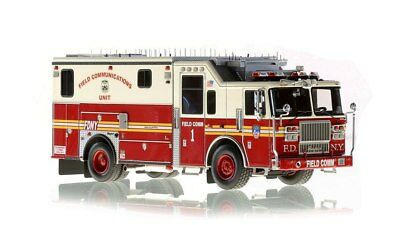 FDNY Seagrave Field Communications Unit 1 1/50 Fire Replicas FR051 New Release