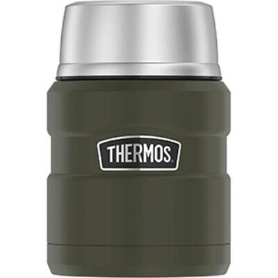 Thermos Stainless King™ Vacuum Insulated Stainless Steel Food Jar - 16oz -