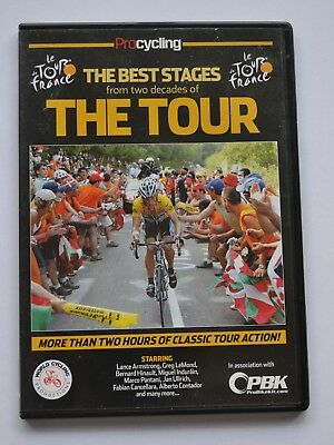 The Best Stages from two decades of The Tour (2008) ProCycling DVD