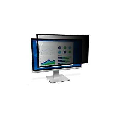 3M Framed Privacy Filter For 18.5 WideScreen Monitor PF185W9F