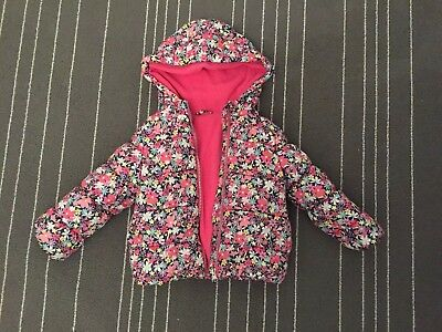 Mothercare girls coat size 18-24 months