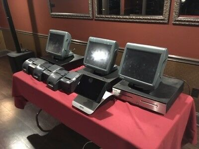 Micros Workstation 5 System w/ mStation Unit included.