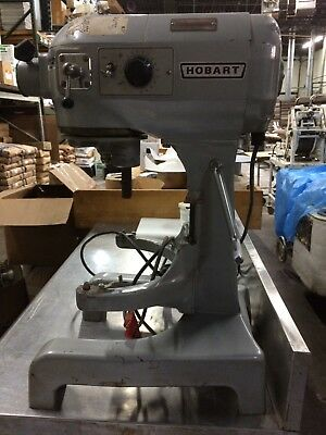 Hobart A120 Mixer Commercial Food Preparing Machine - Used