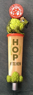 Brand Spanking New Large NEW BELGIUM BREWING HOP KITCHEN Beer Tap Handle *SALE*