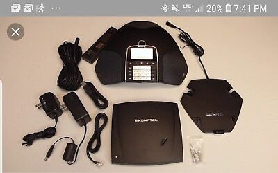 NEW Konftel 300Wx Wireless Conference Phone