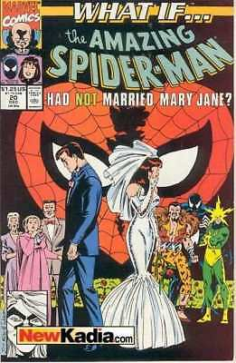What If? (1989 series) #20 in Very Fine + condition. Marvel comics [*4x]