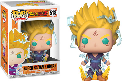 FUNKO POP! Dragon Ball Z - Super Saiyan 2 Gohan