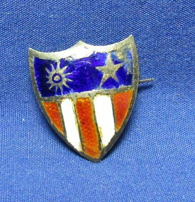 WWII CBI China Burma India Theater Pin