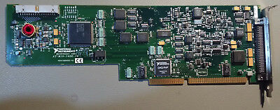 National Instruments AT-MIO-16DE-10 Data Acquisition Board