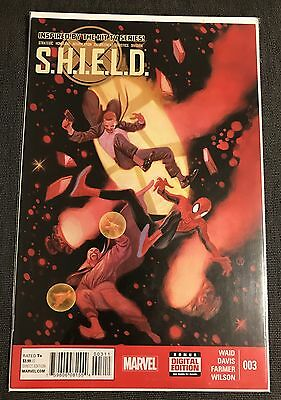 Agents of SHIELD #3 Cover A Tedesco (2014) Marvel Comics 2/25/2015