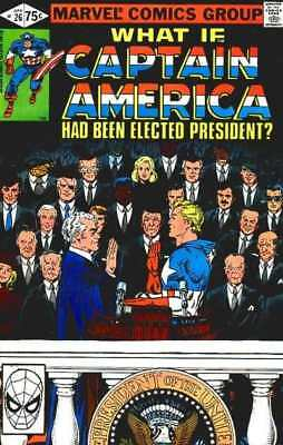 What If? (1977 series) #26 in Very Fine condition. Marvel comics [*e4]