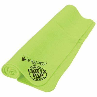 Frogg Toggs The Original Chilly Pad Coolng Twl Sky HiViz Lme