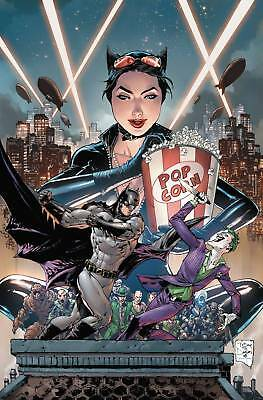 Catwoman # 8 Variant Cover NM DC Ships Feb 13th
